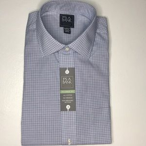 NWT Men's Jos. A. Bank Traveler Long Sleeve Shirt
